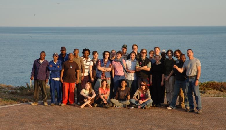 Mossel Bay team