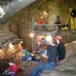 Inside the Mossel Bay caves