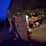 Field kitchen, Hadar, Ethiopia