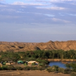 """Camp Hadar,"" Awash Valley, Ethiopia"