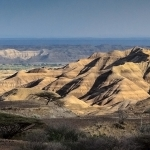 Hills of Hadar, Ethiopia