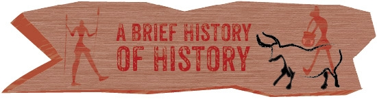 A Brief History of History subhead image